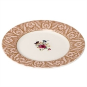 Assiette Regency Rose