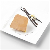 Semi-cooked Duck Foie Gras with Vanilla Tahitensis 500 grms by Rougié