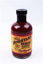 Sauce Barbecue Framboise Stockyard