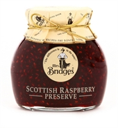Confiture framboises d'Ecosse Mrs Bridges